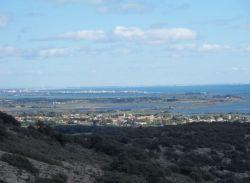 Küste zwischen Palavas und Frontignan