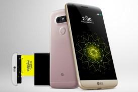 LG G5 tanıtıldı işte özellikler ve Cihaz Hakkında Detaylar