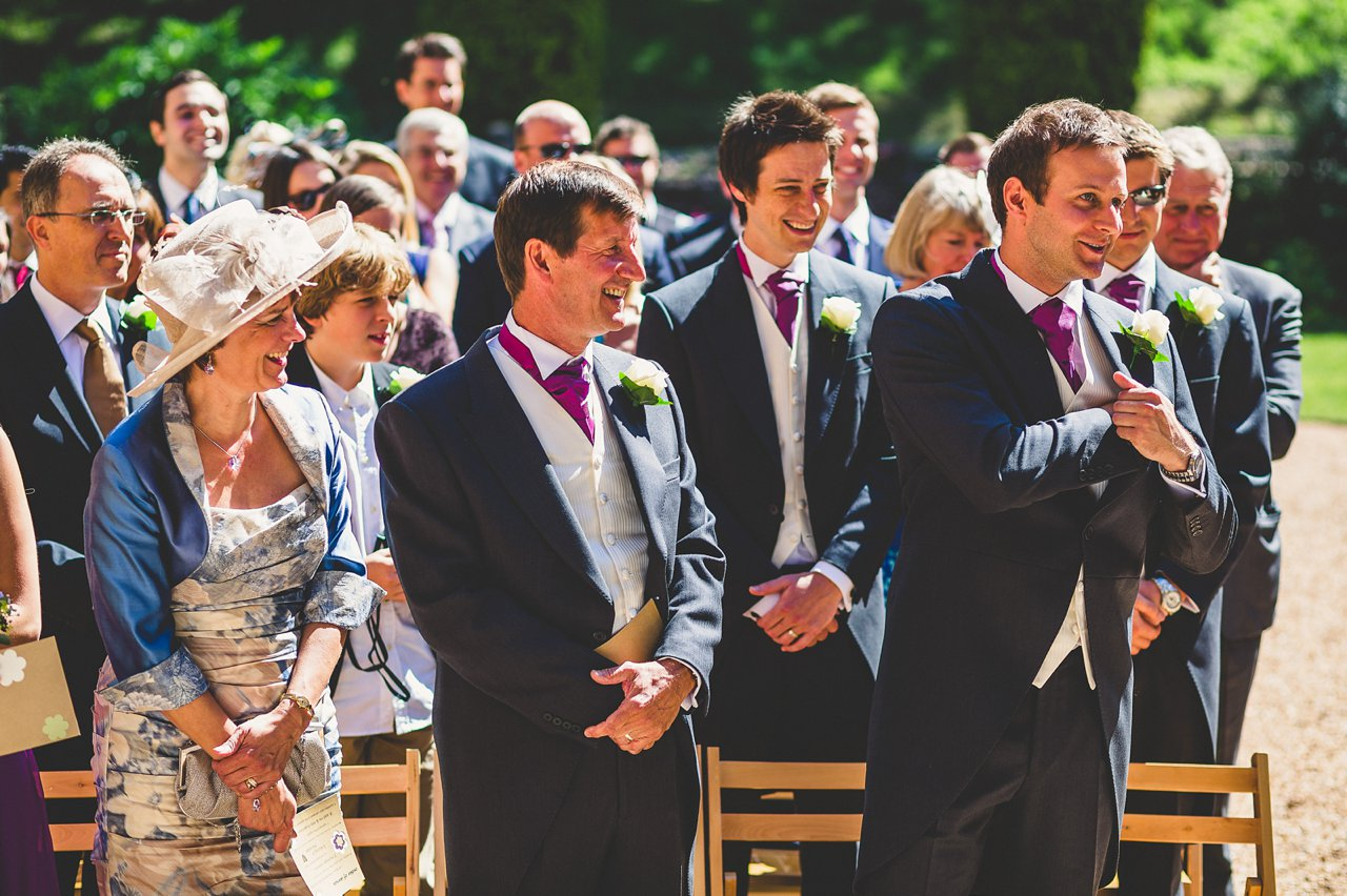 documentary wedding photographer coombe lodge