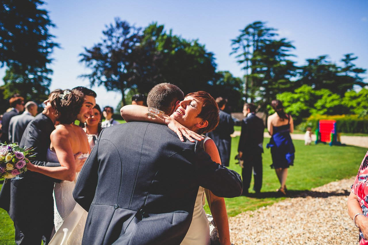 documentary wedding photographs coombe lodge