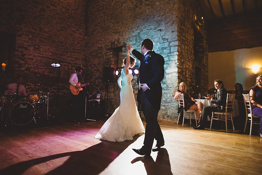first dance at a wedding