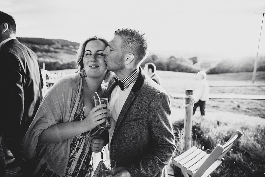 wedding photographer at river cottage