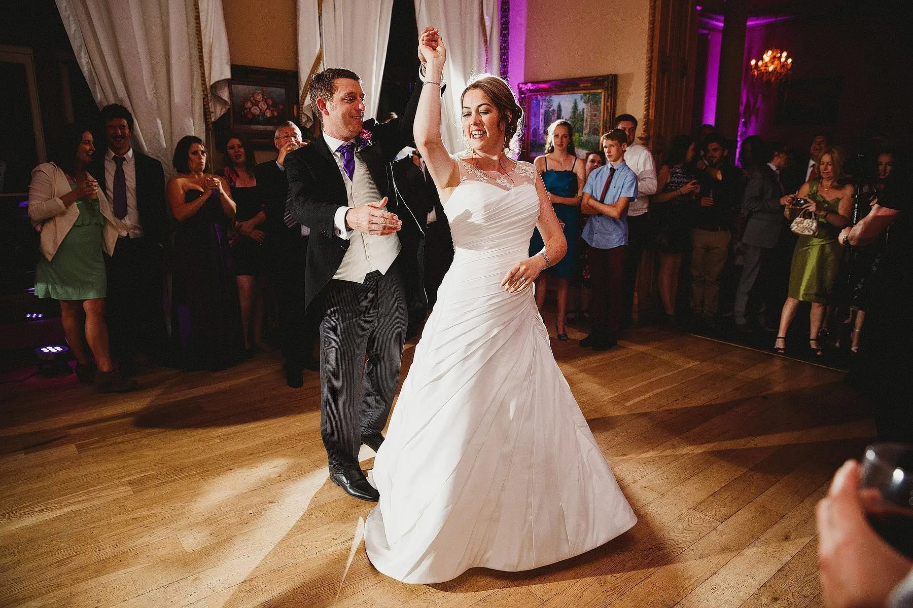 best orchardleigh wedding photographers