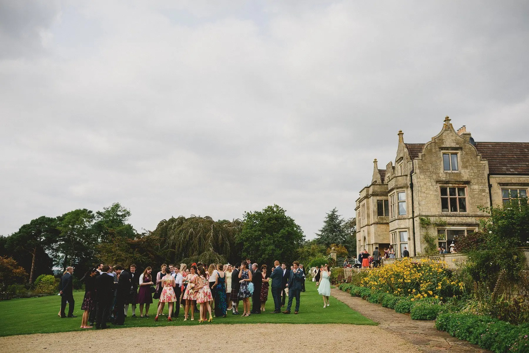 Old Down Manor wedding photographer