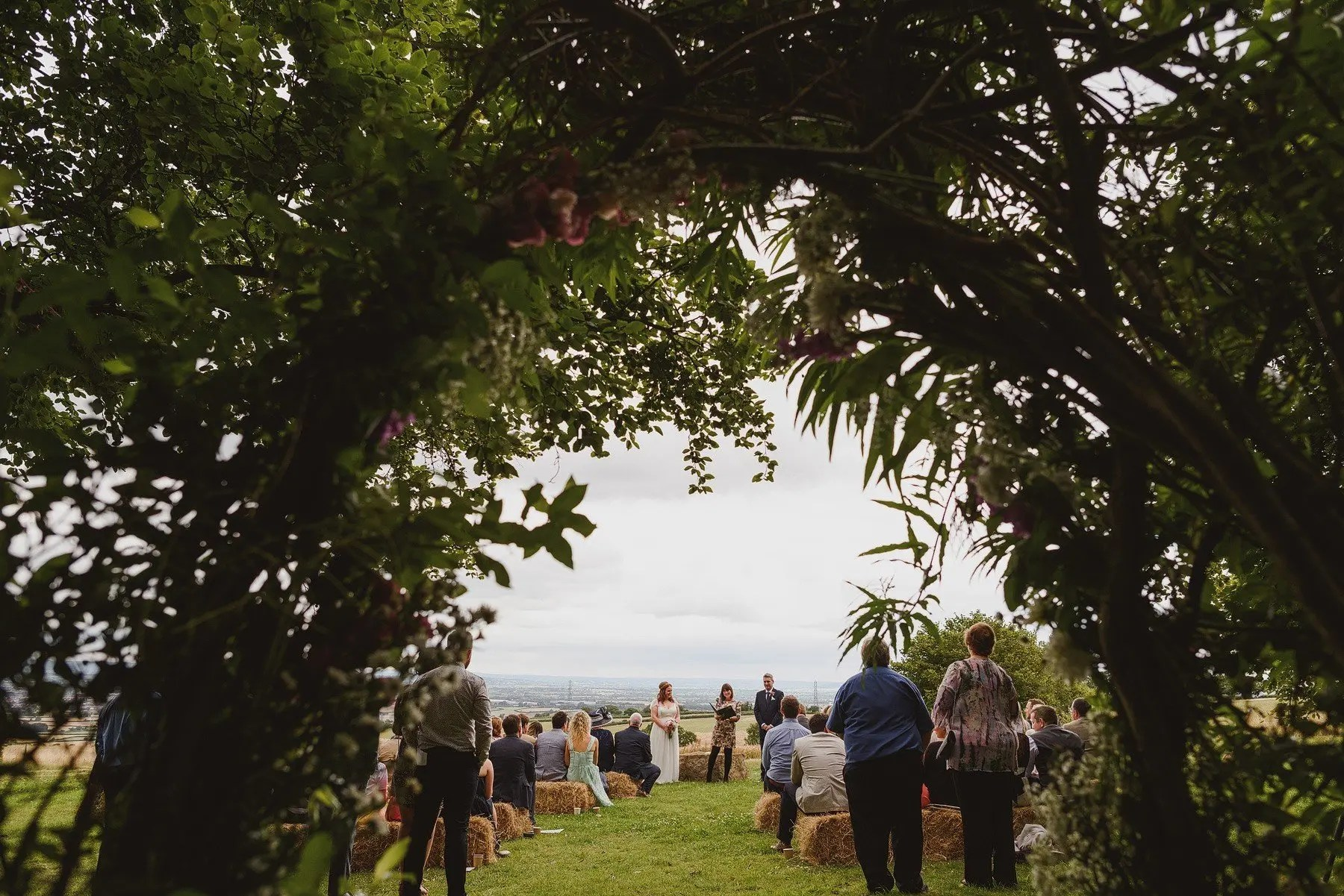stone circle wedding ceremony