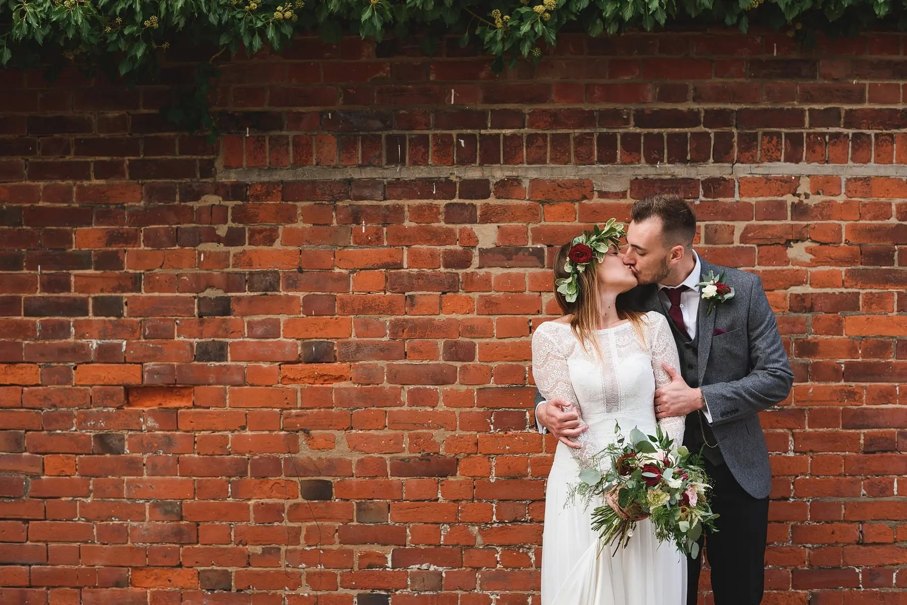 beautiful osea island wedding photos
