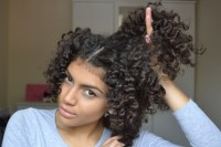 Braid Out On Wet Natural Hair   www.pixshark.com - Images ...