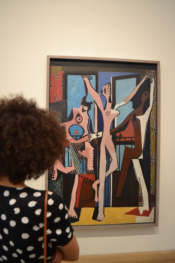 Picasso Painting Tate Modern London