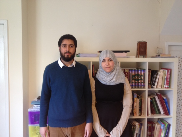 Imran and Shaima Suleman: freelance Imam and Islamic studies teacher