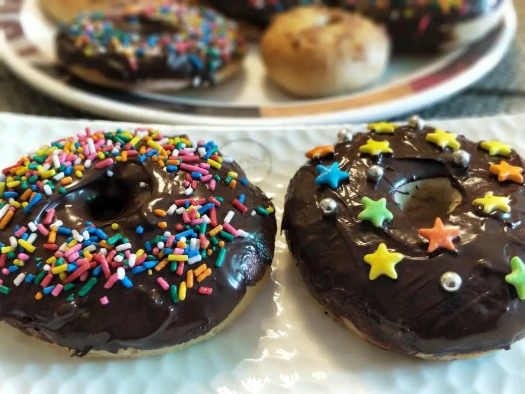 Eggless Baked Doughnuts, Eggless Baked Doughnuts | Guilt-Free Doughnuts