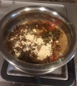 Instant 10 Minute Meethi Chutney Saunth