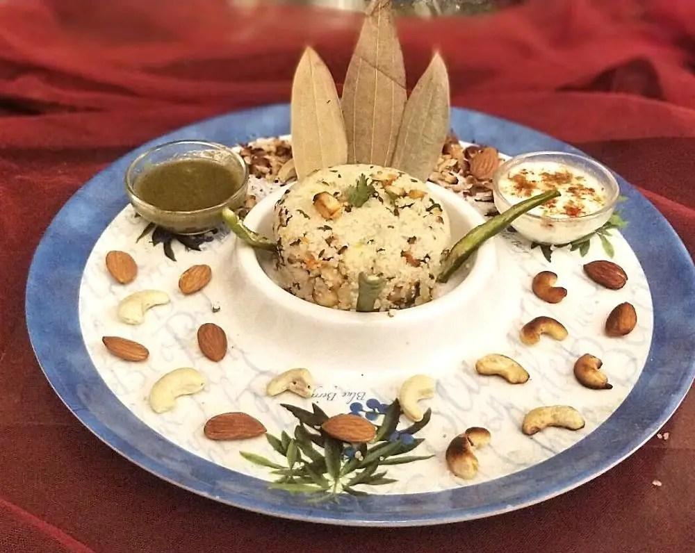 Samak Rice Pulao, Samak Rice Pulao | Vrat ka Pulao | Falahari Pulao