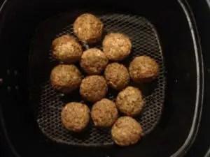 Falafel in Air-Fryer