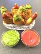 Sattu n Veggies Kebab in Airfryer: Healthy n Tasty
