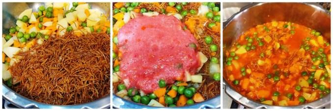 Vegetable Vermicelli