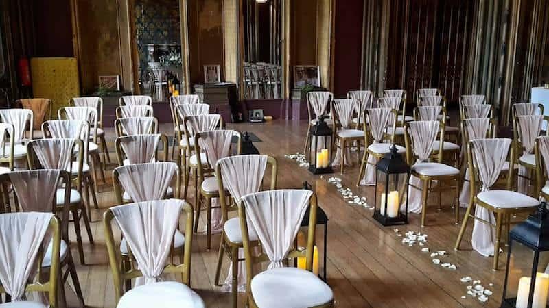 Sami Tipi | Elvaston Castle Wedding2
