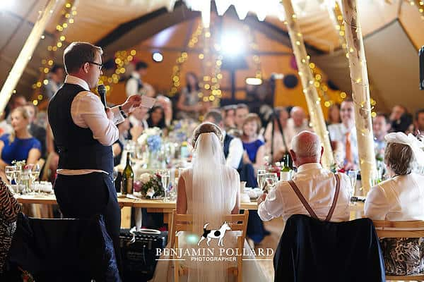 Julia & David Sami Tipi Wedding image 2