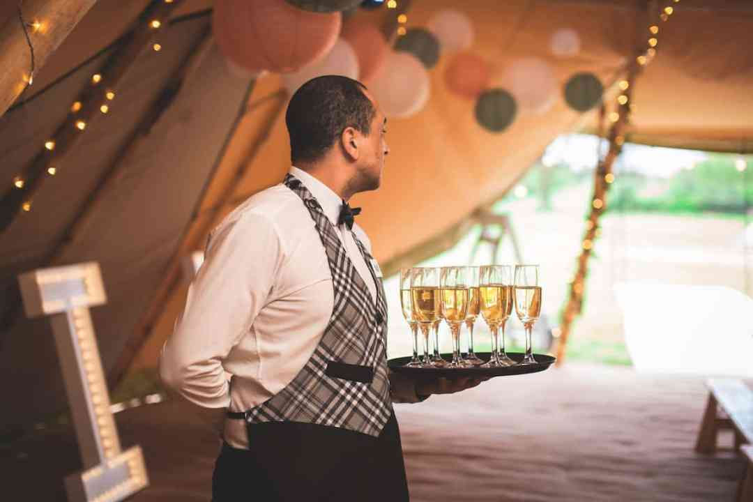 Tipi arrival drinks - Sami Tipi Starlight Social captured by Christopher Terry