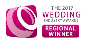 Sami Tipi Regional Winner in the Wedding industry awards for Best Marquee provider