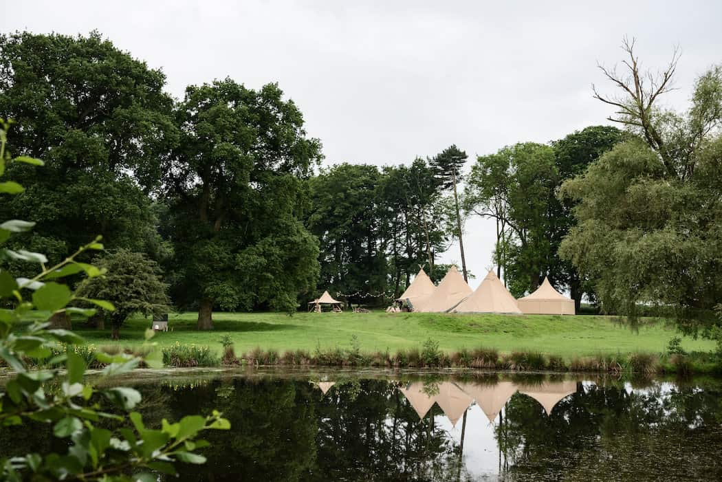 Sami Tipi at Pipewell Hall - image by Sarah Vivenne Photography5