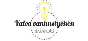 SAMK Valoa Vanhustyohon Logo YAMK 2017
