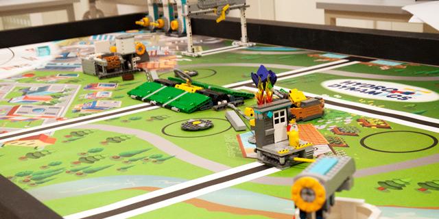 Legorobotti