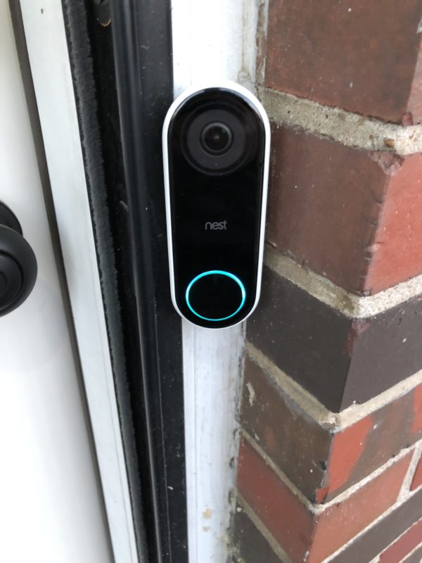 two door doorbell wiring diagram new beetle installation and review of the nest hello video - sam kear