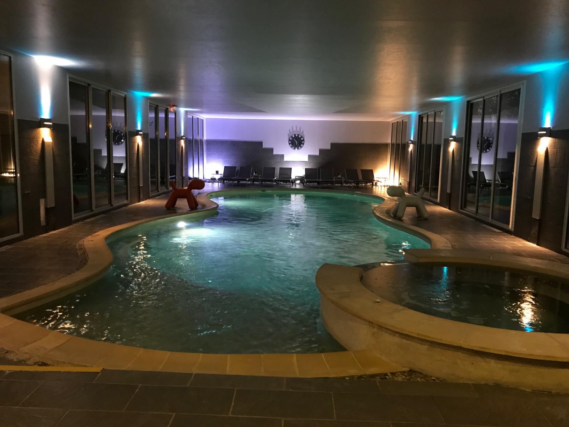 Spa Hotel en Normandie Spa entre Deauville et Honfleur