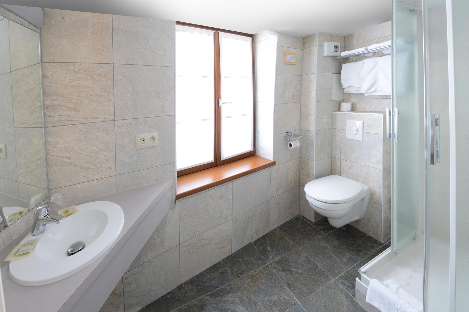 Tarifs et offres htel La Cloche  Obernai Chambre individuelle classique douche