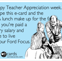 30 Reasons to Appreciate Your Teacher on Teacher Appreciation Day