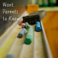 9 Things Teachers Want Parents to Know