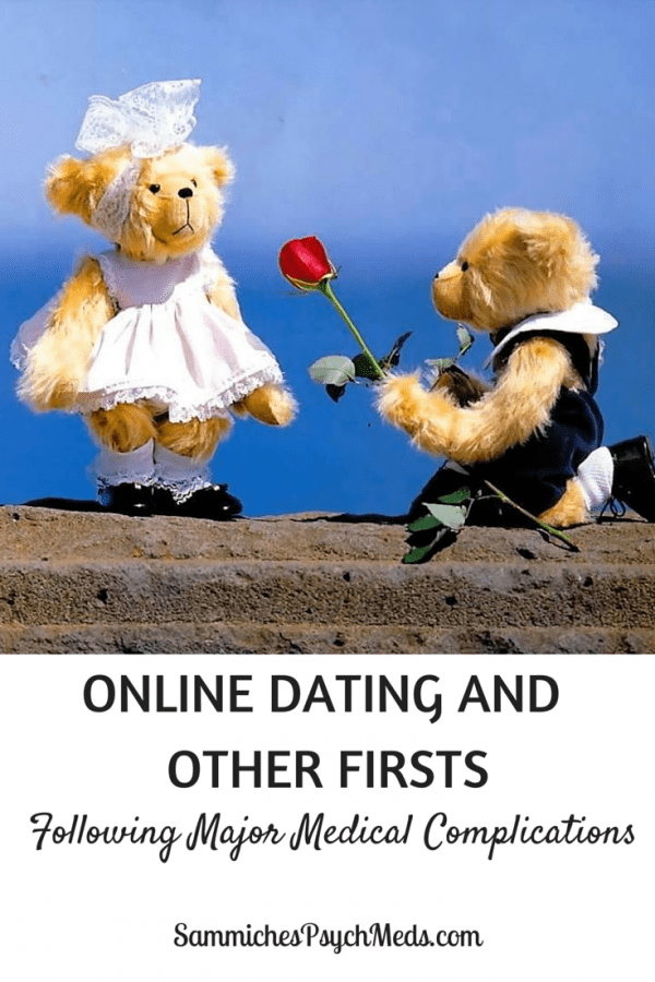Online Dating & Other Firsts Following Major Medical Complications