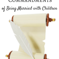 Being married with children is no walk in the park when it comes to your relationship with your spouse. But if you keep these 10 commandments in mind, that relationship will be all the better for it.