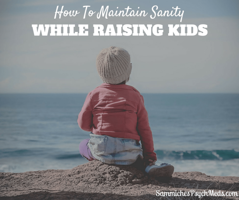 People always said raising children is hard. F*ck that! SURVIVING children is hard. Here are five survival skills that have helped.