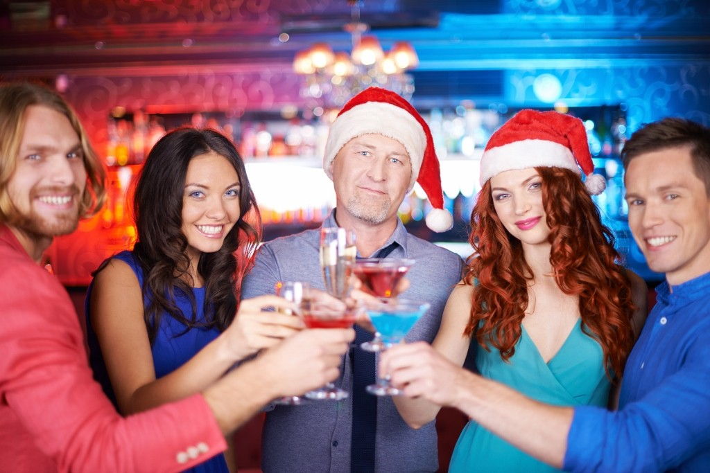 Not interested in peopling this holiday season? Never fear. We've got you covered.