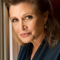 "Reporter claims, ""If Carrie Fisher doesn't like being judged on looks, she should quit acting."""