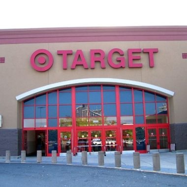 I'm deceitful. I'm hiding evidence. I'm obsessed. All the signs are there that I'm having an affair. With Target.