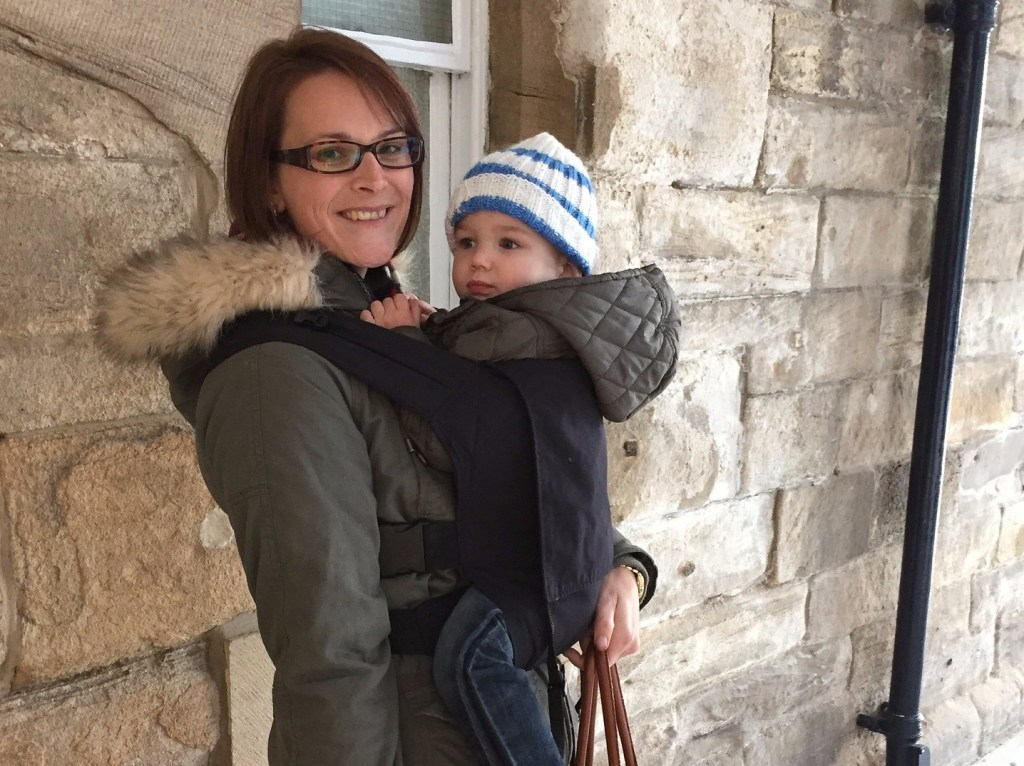 Mom Wears Generic Baby Carrier, Shunned by Community