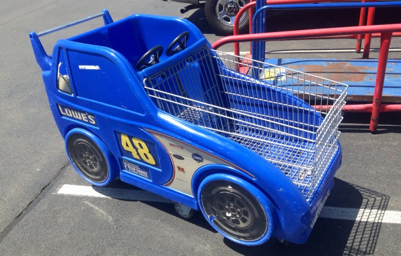 Mom-of-One Takes Last Two-Seat Cart; Women with Multiple Kids Lose their Sh*t