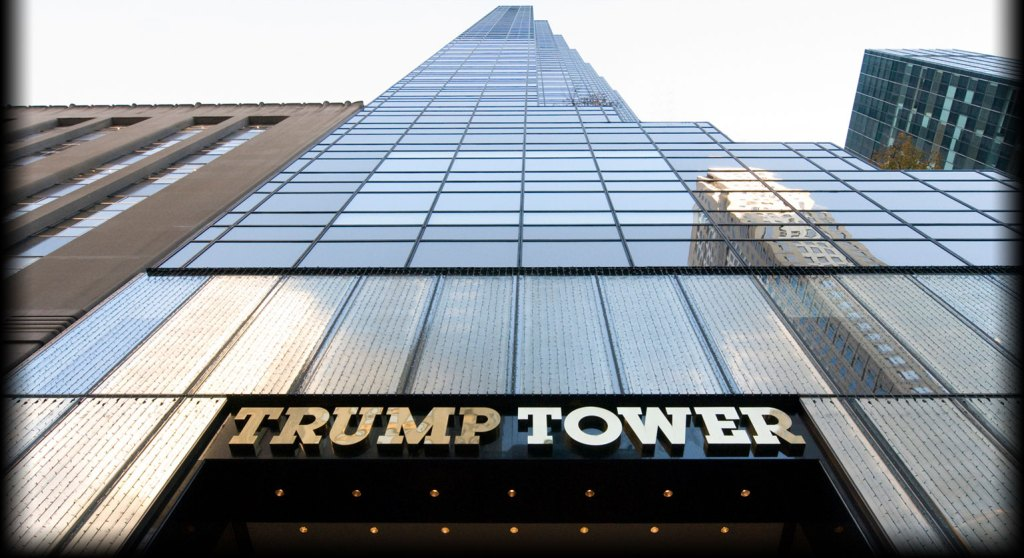 Ghosts of Strom Thurmond and Jesse Helms Seen Leaving Trump Tower