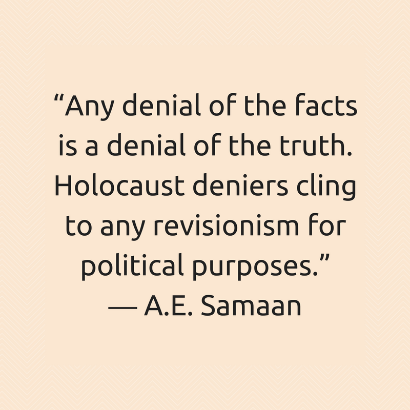 18 Powerful Quotes About The Holocaust That Are Eerily Relevant
