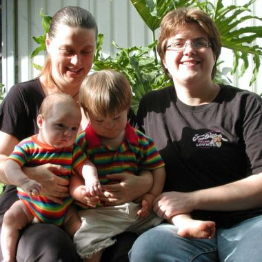 Parents of all kinds often have day of finality when they realize they are done having kids. For lesbian moms, it's the day of saying goodbye to the sperm donation.