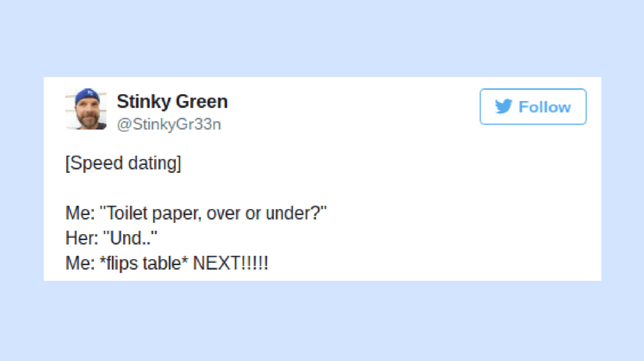 18 Hilarious Tweets About the Awkwardness of Dating