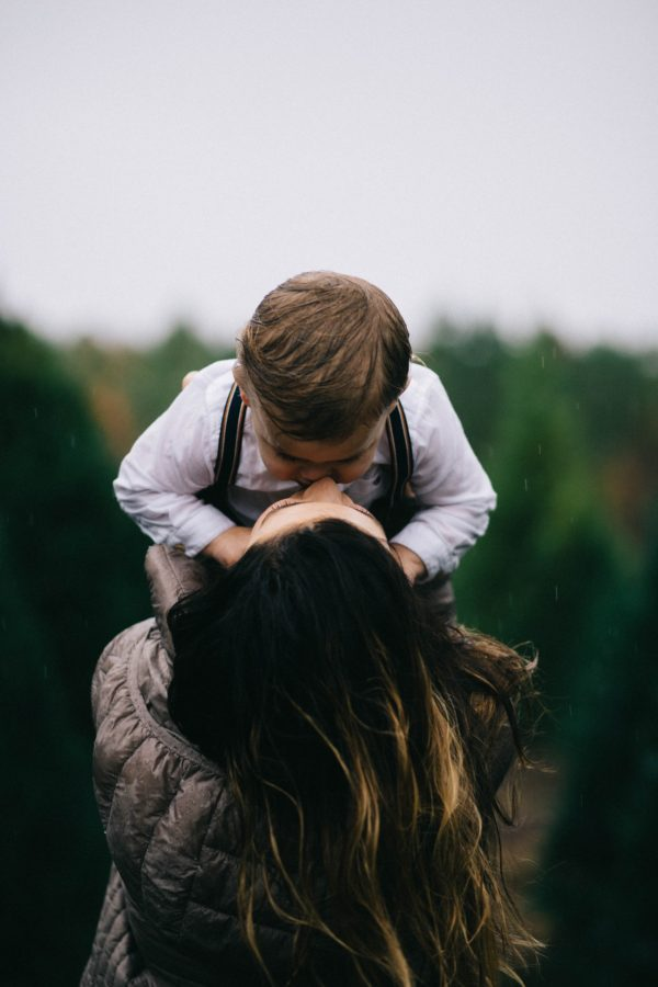 Moms of children with special needs have a different journey. We should stop comparing ourselves to others, stop comparing our kids to their peers, and ask for and accept help.