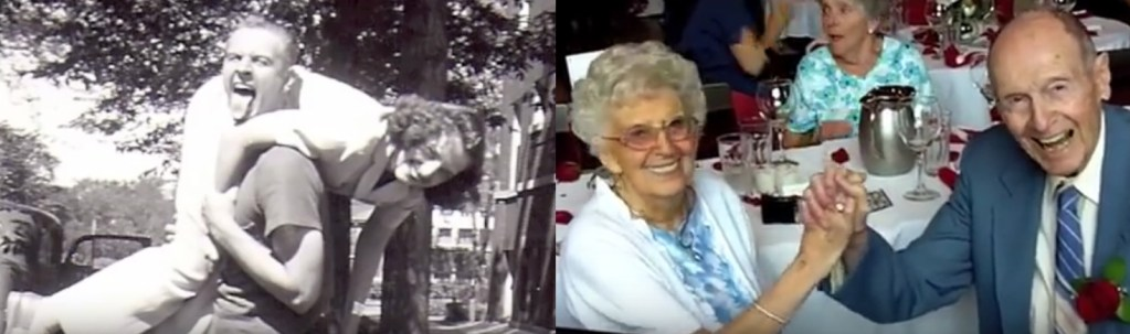 Internet's Cutest Couple Divulge Secrets To Staying Married Over 70 Years