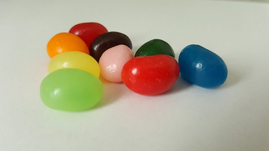 CODE BROWN: The Jelly Bean Incident