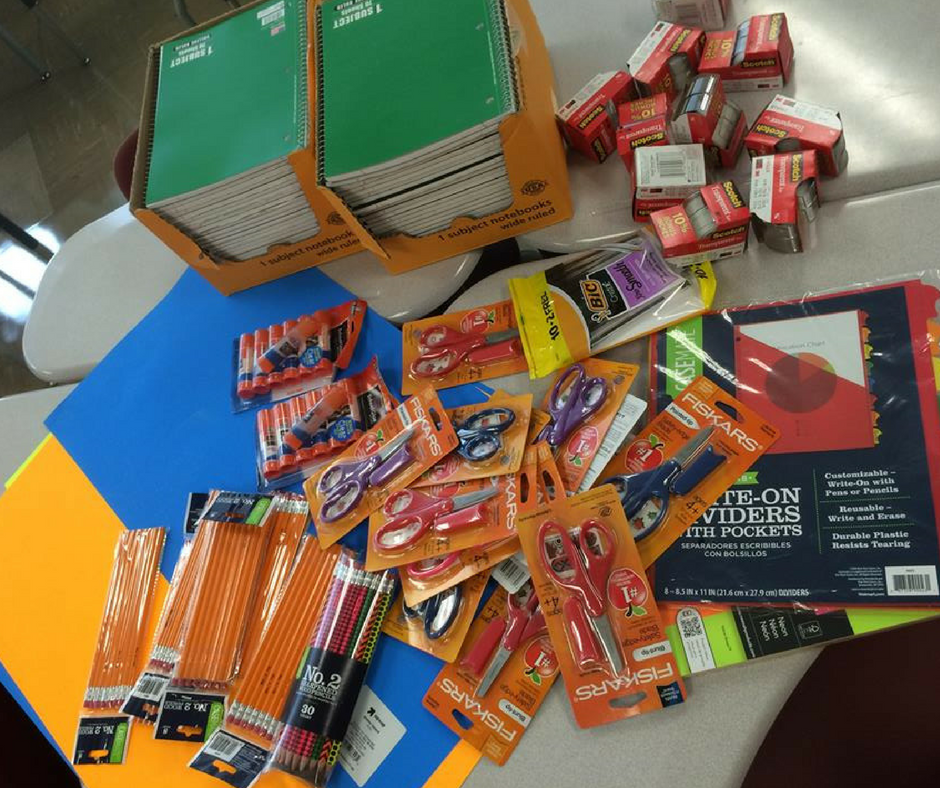 Teacher's Viral Post About That Dreaded School Supply List Delivers Important Parenting Lesson