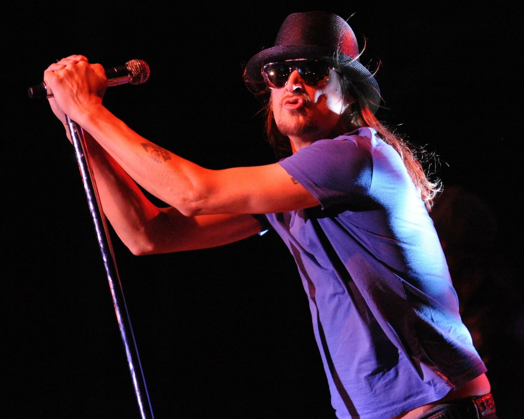 Here's the Real Problem with Kid Rock Running for Senate