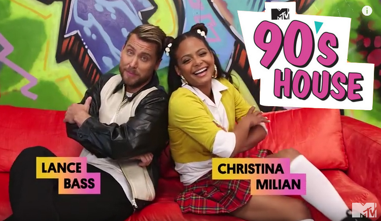 Could Millennials Survive in the 90's? MTV Is Finding Out on '90's House.'