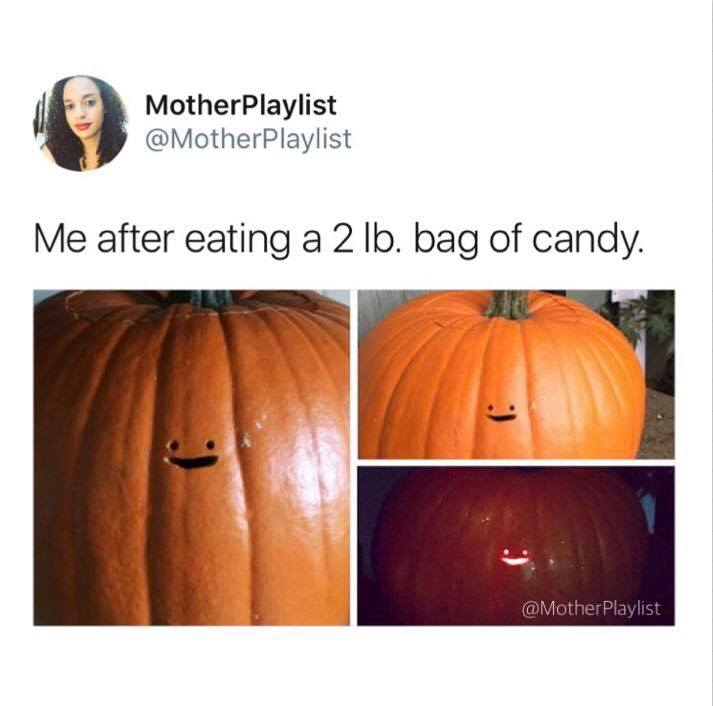 24 Halloween Memes To Make You Laugh The Candy Calories Right Off